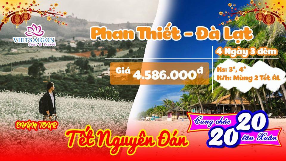 Tour Phan Thiết - Đà Lạt