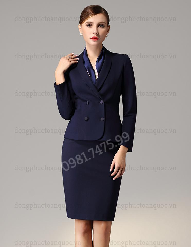 Địa chỉ may áo vest nữ công sở đáp ứng 100% theo yêu cầu thiết kế