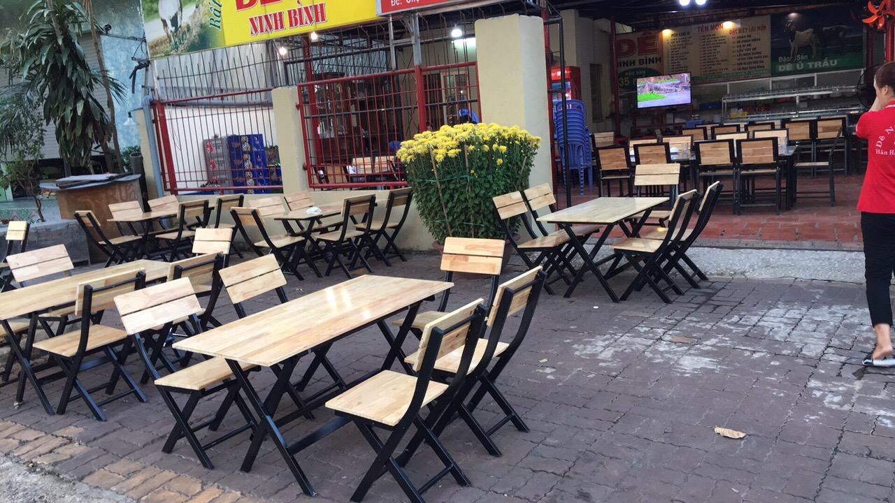 Cung cấp mở quán nhậu, quán ăn ngoài trời - nội thất Nguyễn hoàng