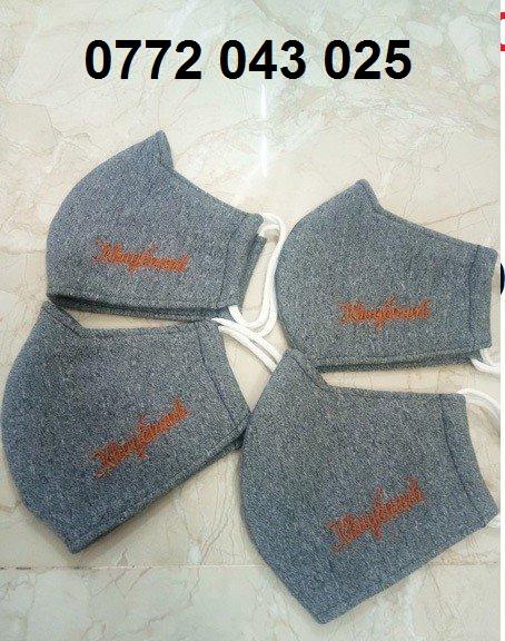 Xưởng may khẩu trang vải theo yêu cầu