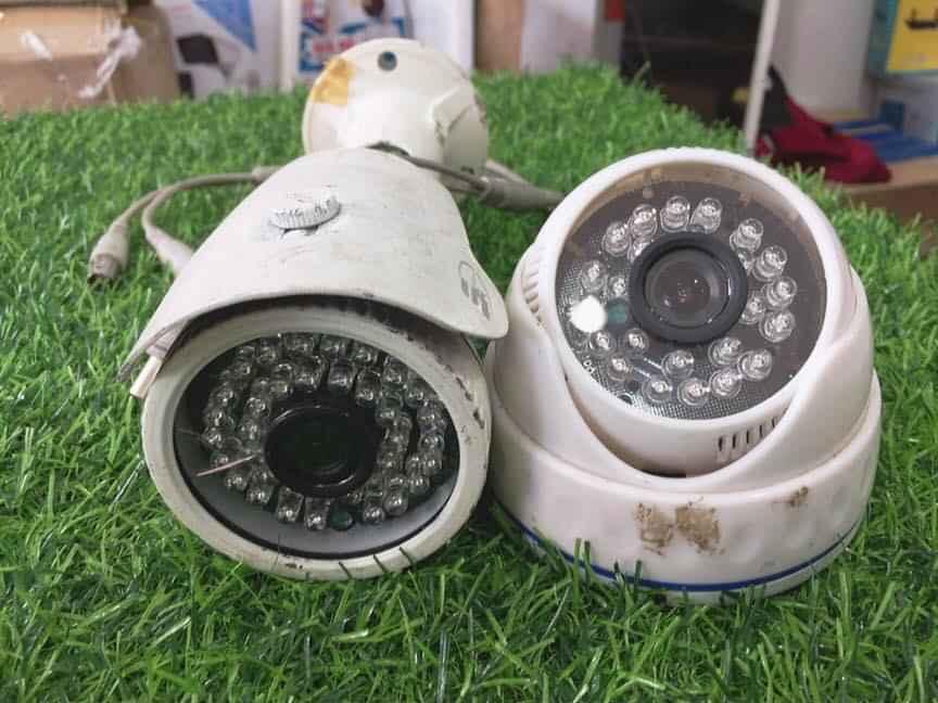 Chuyên sửa chữa camera, đầu ghi hình, tại nhà TPHCM