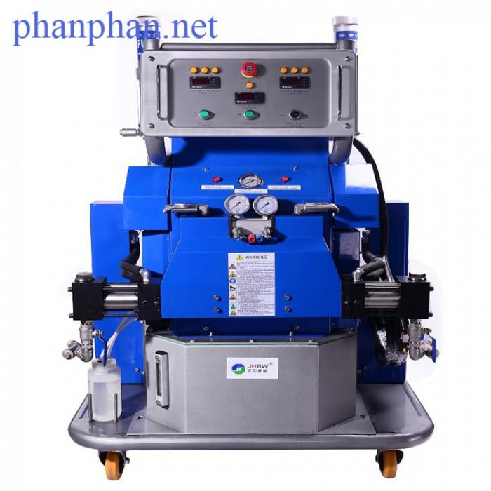 Hợp tác tìm đại lí máy phun trộn PU Polyurethane và Polyuea chống thấm ah-7000