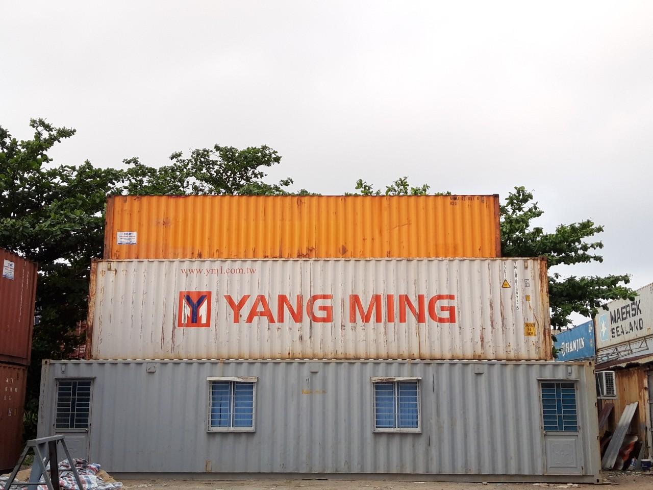 Dịch vụ cho thuê container tại Đà Nẵng