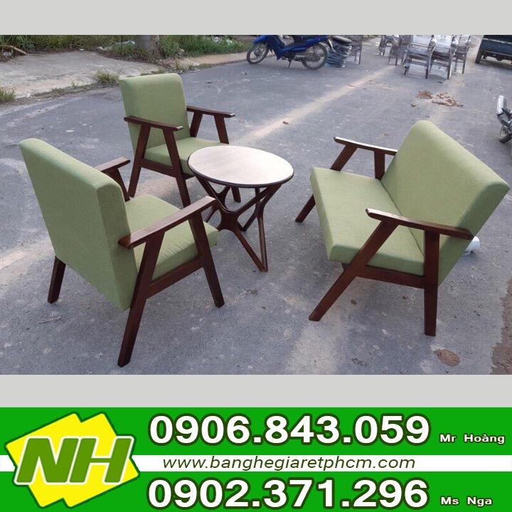 Xưởng sản xuất bàn ghế sofa gỗ nệm - Nội thất Nguyễn Hoàng
