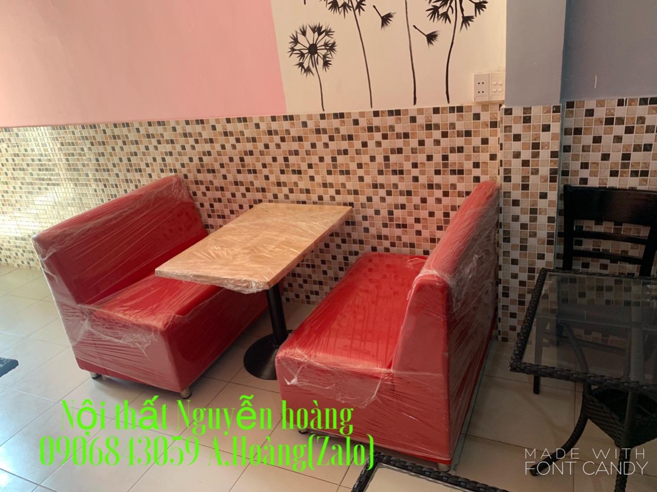 Xưởng sản xuất bàn ghế sofa nệm giá rẻ