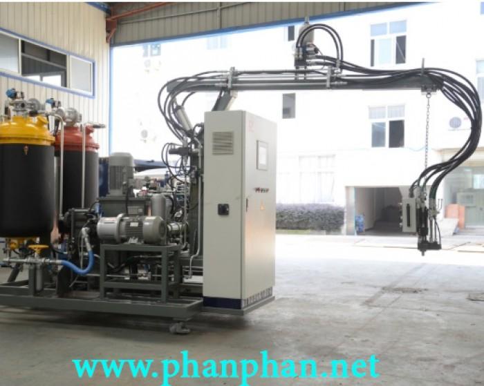 Hợp tác tìm đại lí máy phun trộn pu foam polyurea PU-400