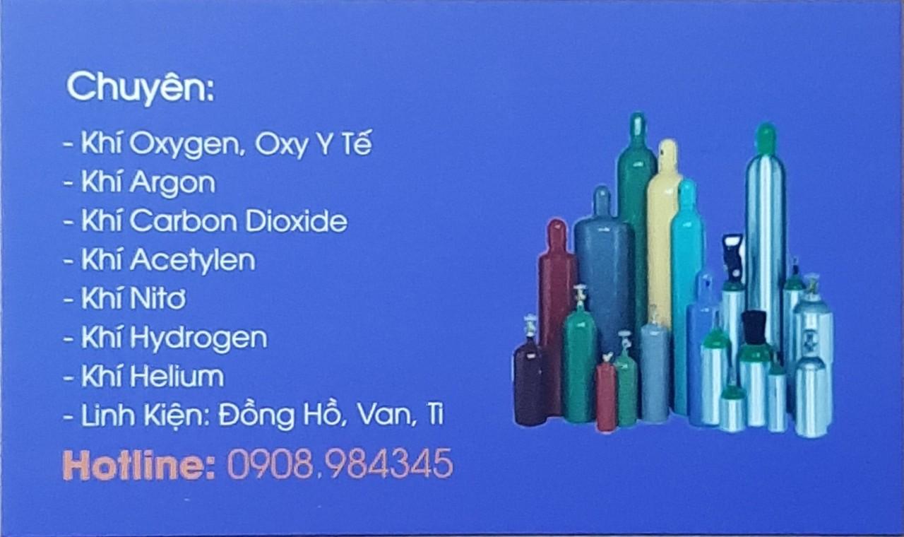 Cho Thuê Bình oxy 40 lít