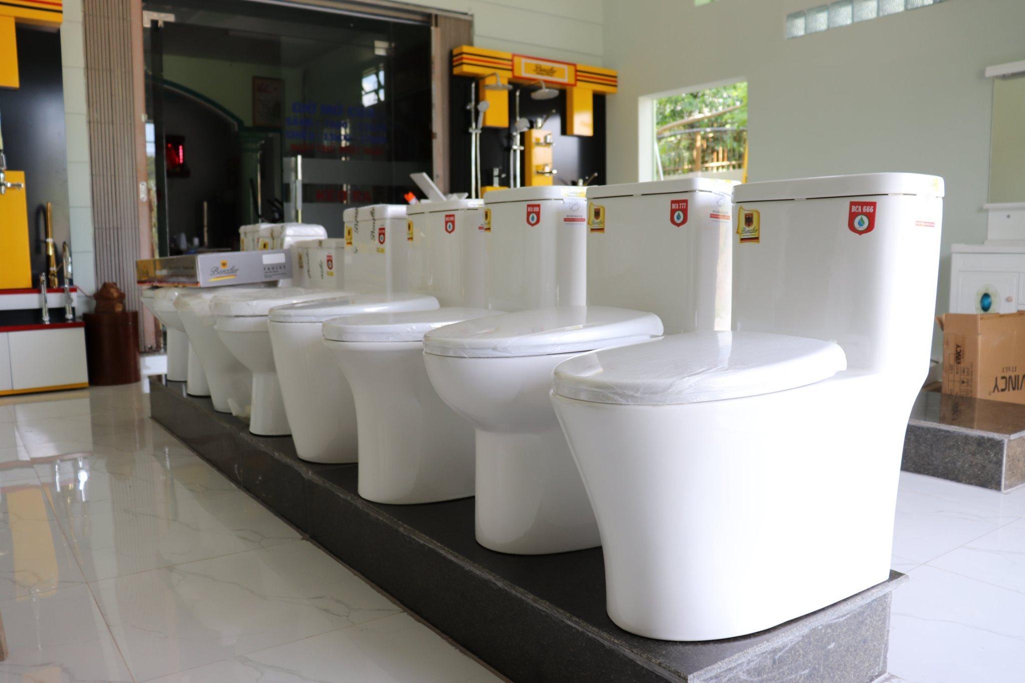 Tìm đại lý thiết bị vệ sinh cao cấp