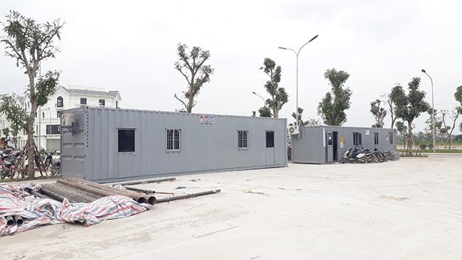 Container Văn Phòng - Văn Phòng Di Động Cho Các Công Trình