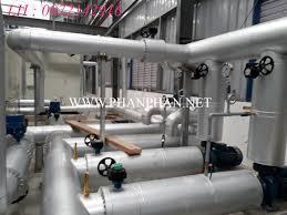 Dịch vụ bọc cách nhiệt đường ống