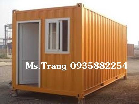 Cho thuê container kho contaienr văn phòng Đà Nẵng - Phúc Vận