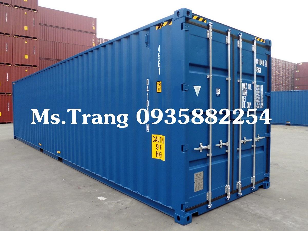 Cho Thuê container văn phòng Quy Nhơn