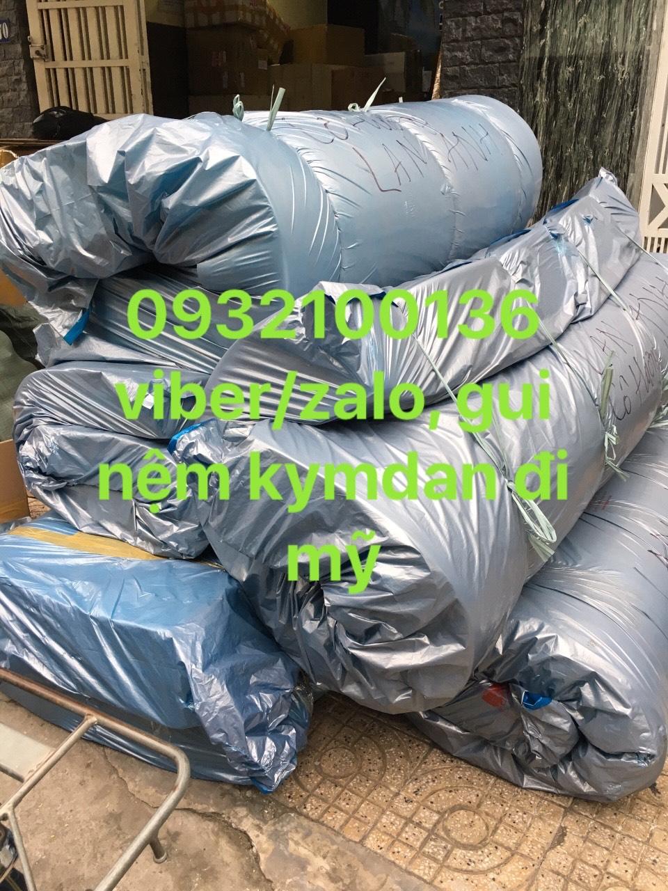 Dịch vụ chuyển khẩu trang vải đi Mỹ, Úc, Hà Lan