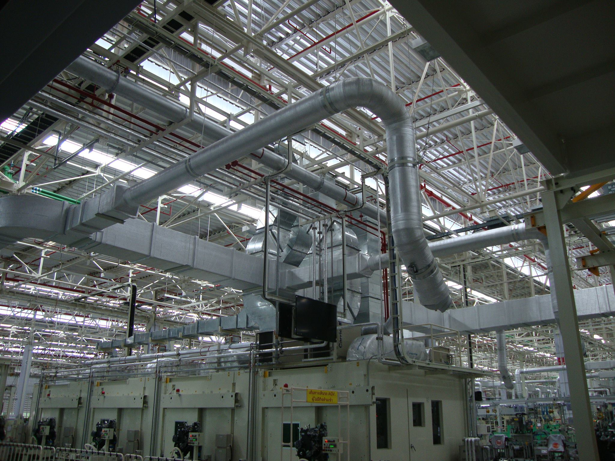Tại sao phải bọc cách nhiệt ống Chiller, ống gió, ống đồng?