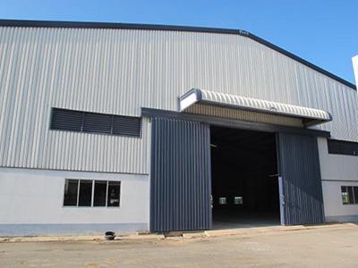 Dịch vụ vệ sinh nhà xưởng An Hưng tại KCN Rạch Bắp