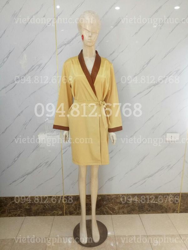 Công ty may đồng phục spa rẻ đẹp, thiết kế theo yêu cầu khách đặt