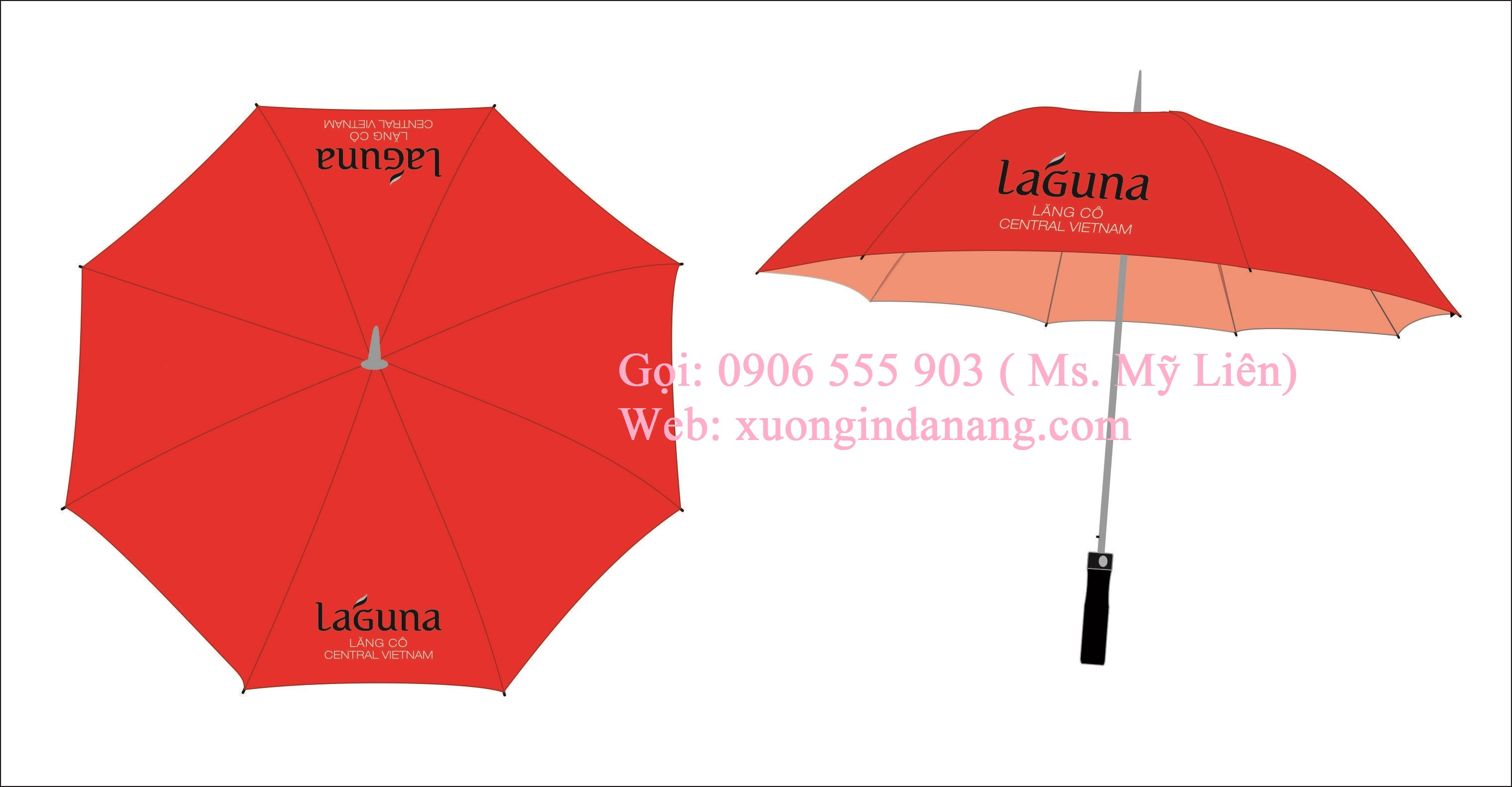 Xưởng cung cấp ô dù cầm tay