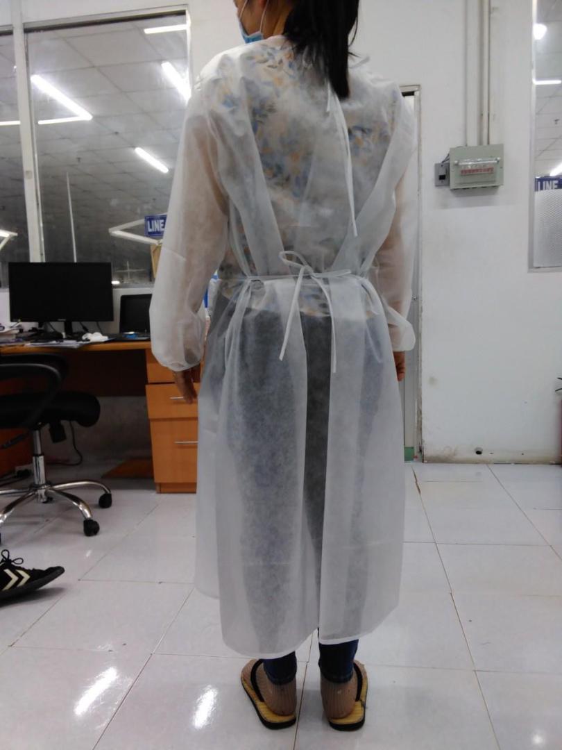 Đồng phục bảo hộ bệnh viên
