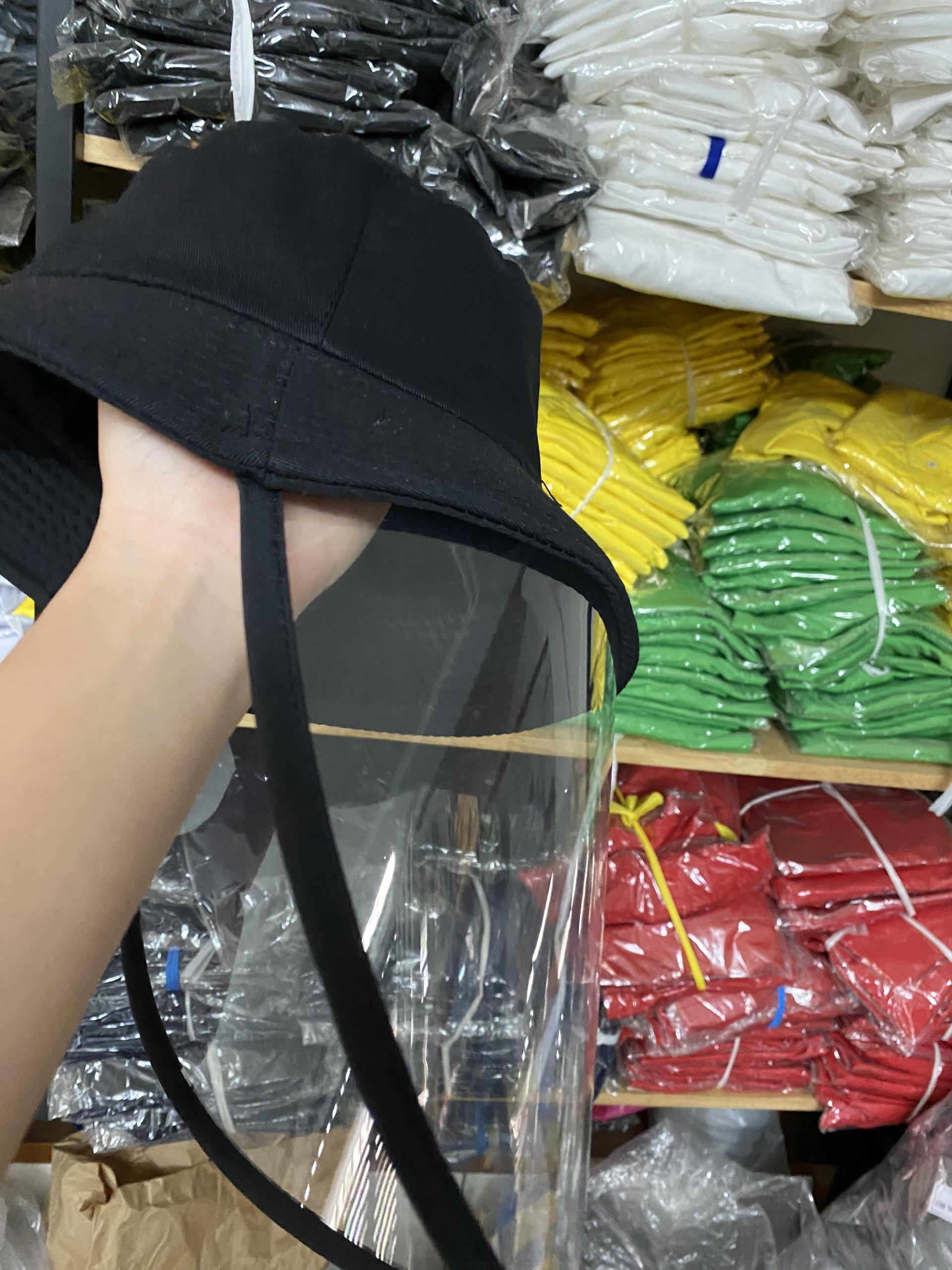 Hợp tác tìm đại lý  khẩu trang sỉ nón chống dịch- nón có kiếng chắn nước bọt