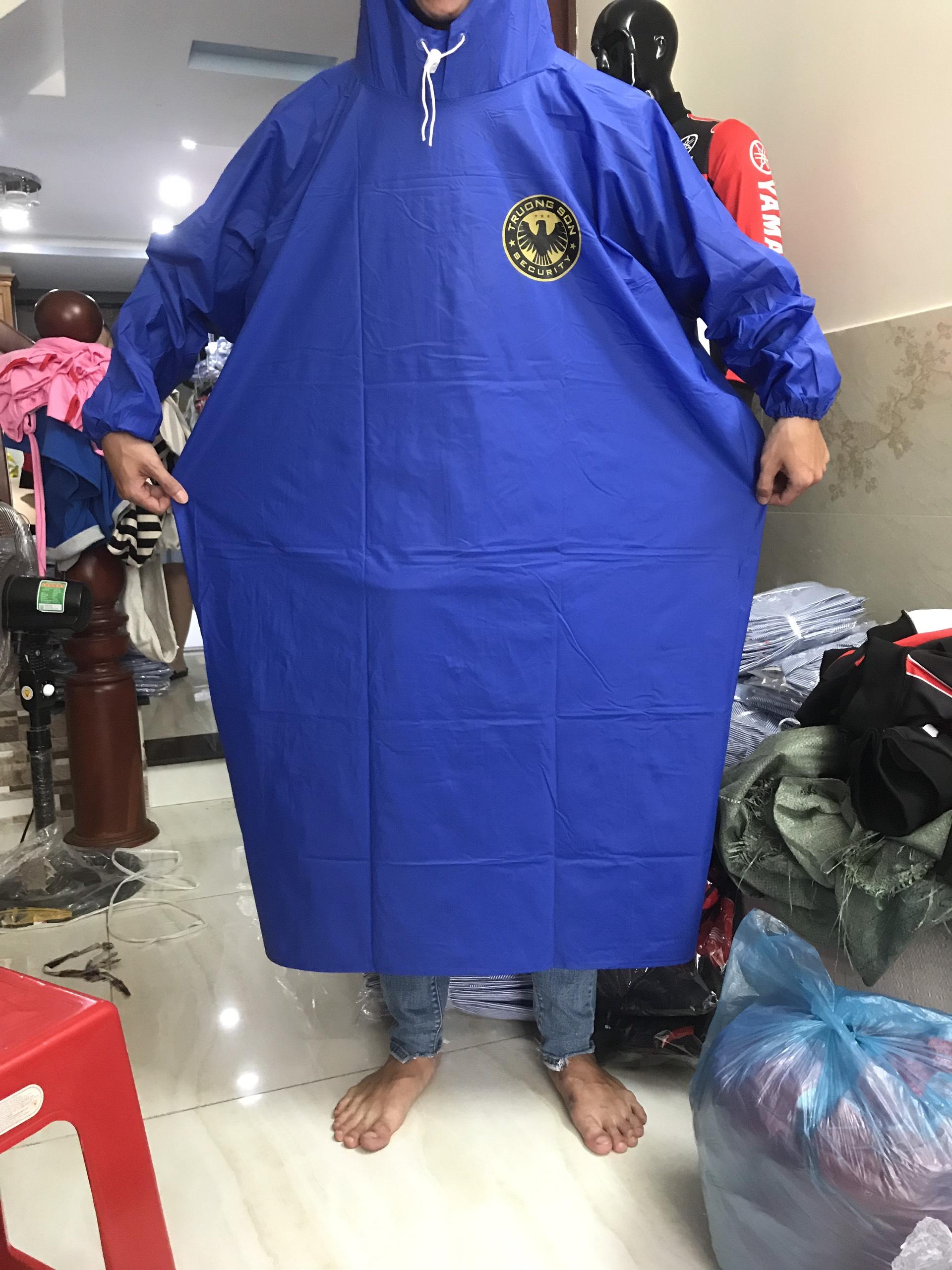 Địa chỉ sản xuất áo mưa bít giá rẻ làm quà tặng