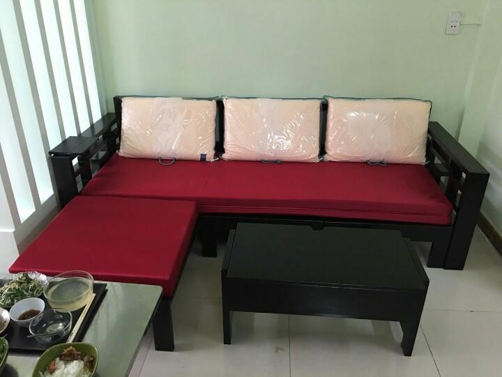 Nhận bọc nệm sofa, thay vải ghế ăn, may nệm ghế giá rẻ tại tphcm, bình dương