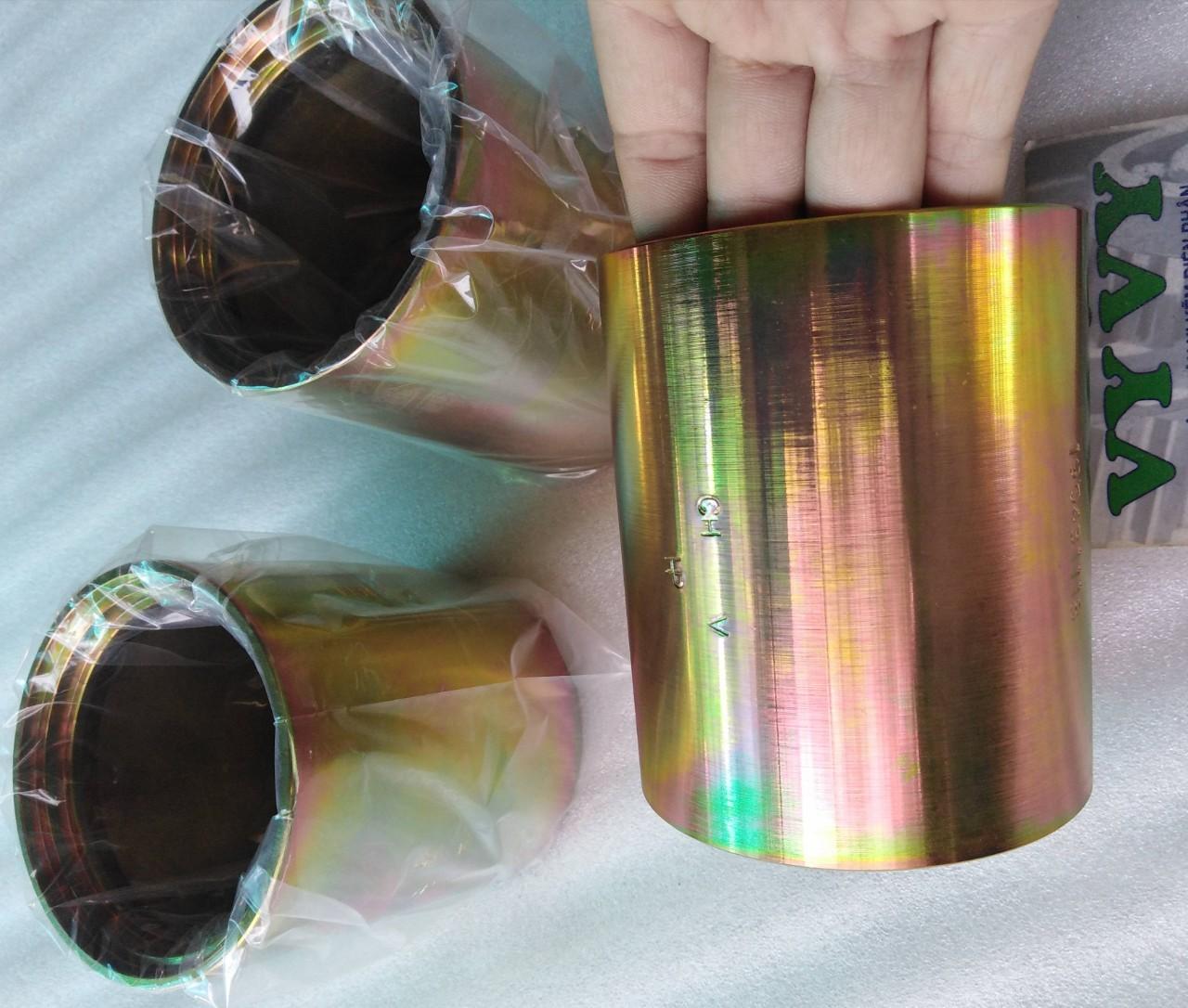 Xi mạ kẽm 7 màu chất lượng, bảo vệ kim loại chống ăn mòn