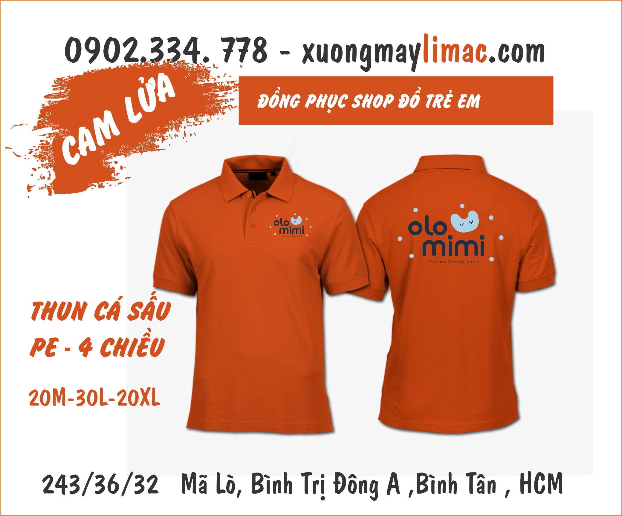 May đồng phục khu vui chơi, áo thun đồng phục cửa hàng đồ chơi trẻ em tại tphcm giá rẻ nhất
