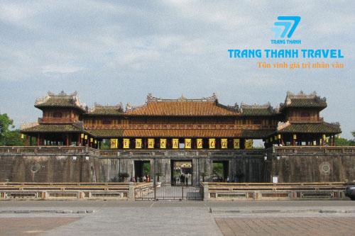Tour Đà Nẵng - Hội An - Huế 04 ngày