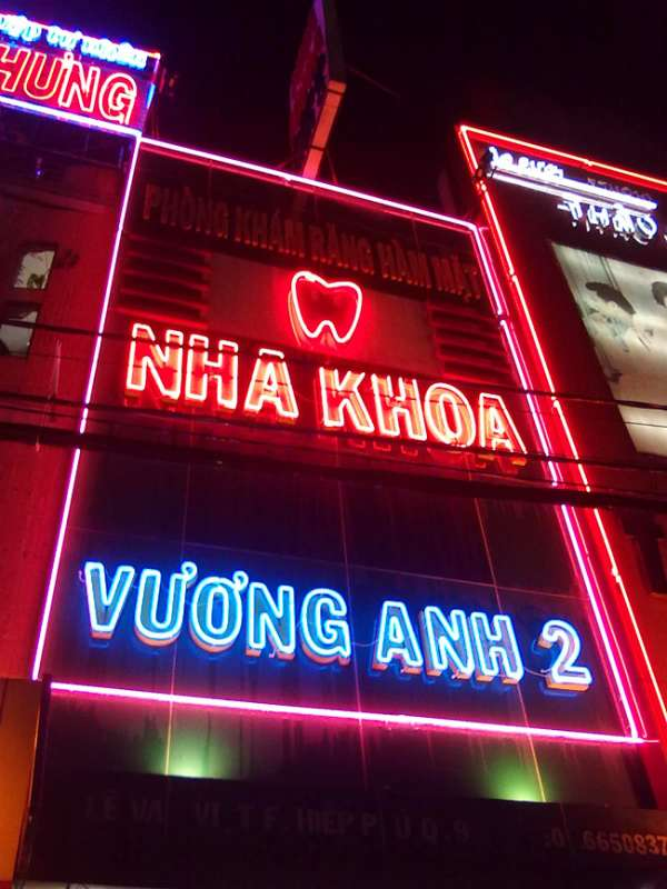 Làm biển quảng cáo tại khu vực Thanh Oai Hà Nội