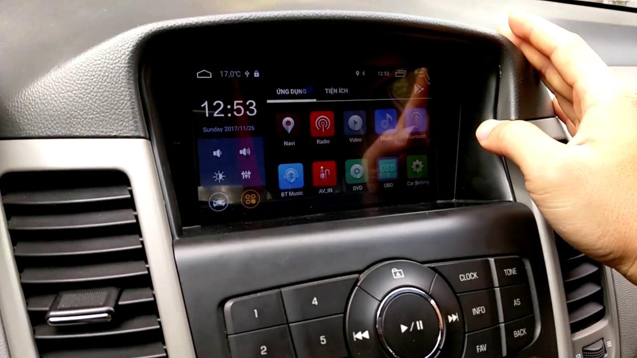 màn hình ô tô