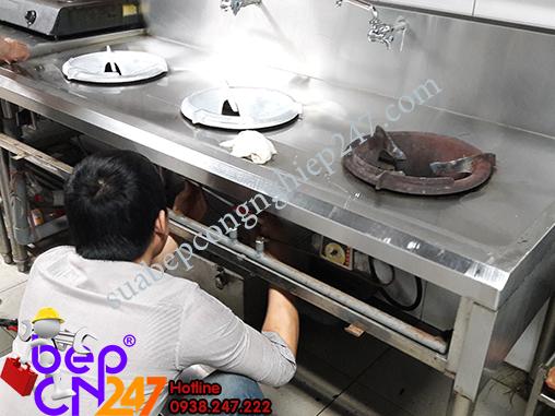 Sửa chữa các thiết bị bếp công nghiệp