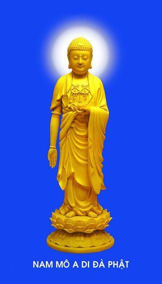 in tranh Phật