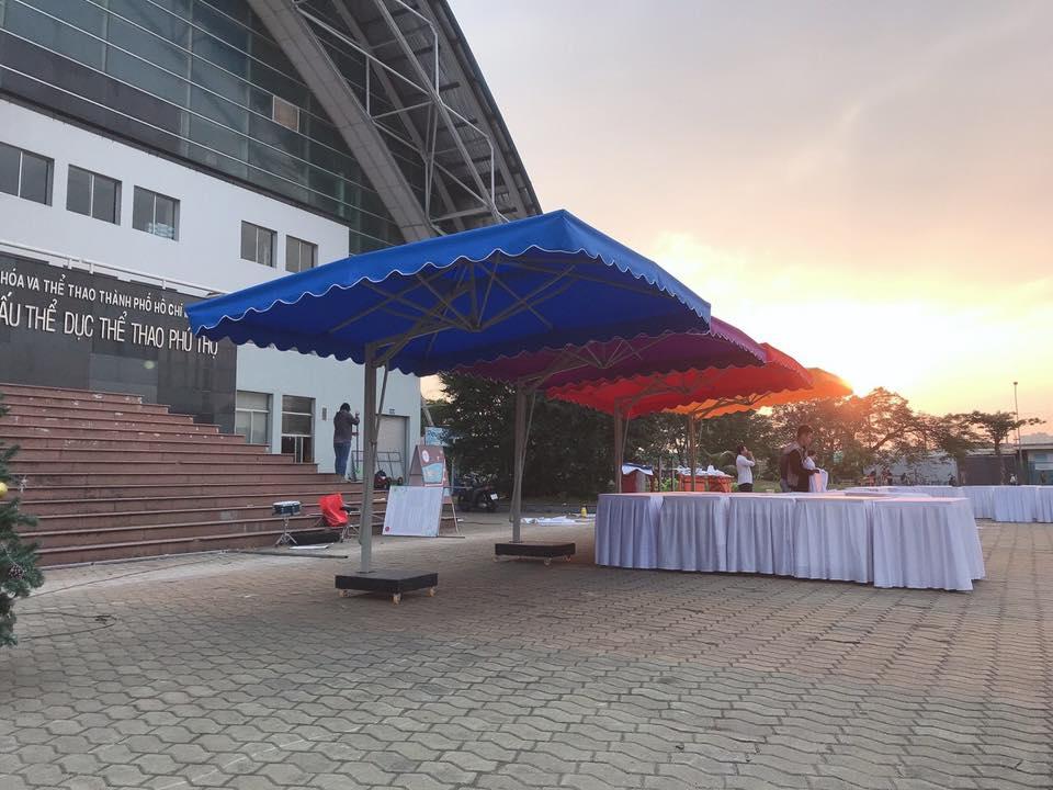 Sản xuất ô dù - DichVu MuaBanNhanh