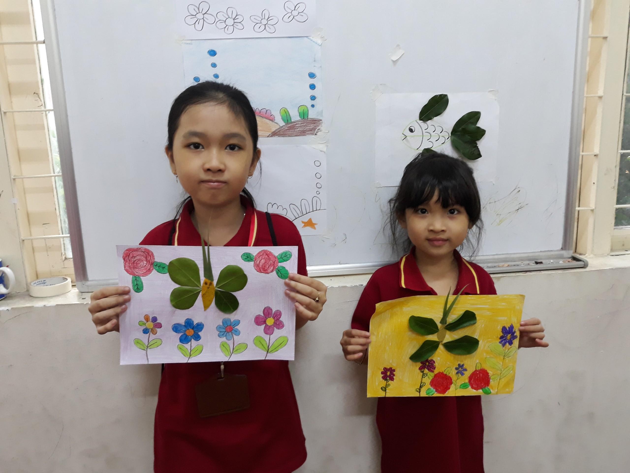 Đào tạo lớp họa sĩ nhí cho bé từ 4 tuổi