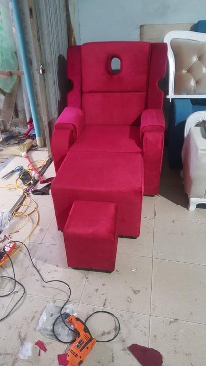 Sản xuất ghế spa nail đa chức năng