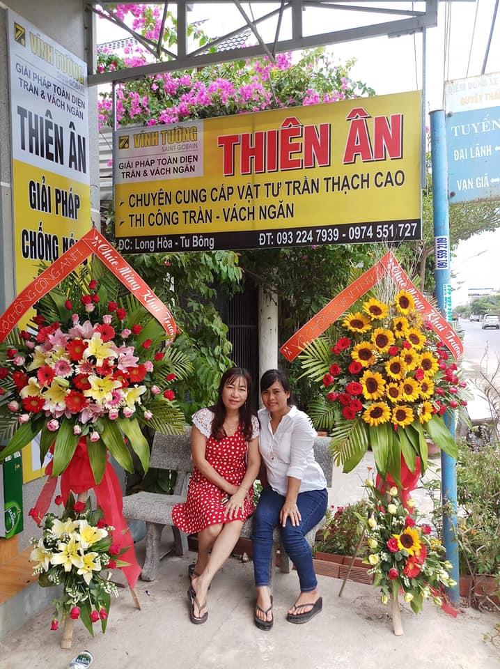 Dịch vụ trần thạch cao  Thiên Ân Nha Trang