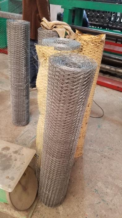 Máy làm thép hàn
