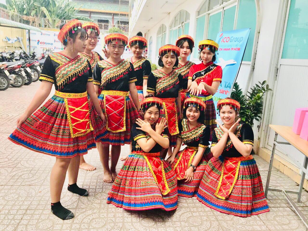 Thuê trang phục dân tộc giá rẻ tại TP.HCM