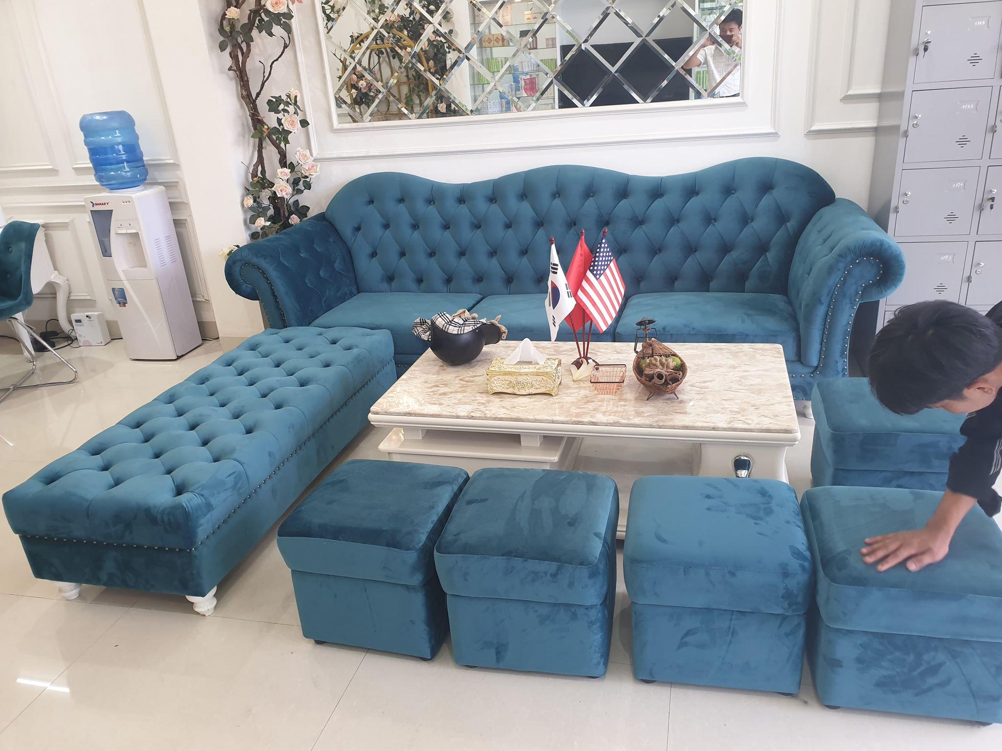 Sửa chửa ghế  sofa tận nhà tại Đà Nẵng