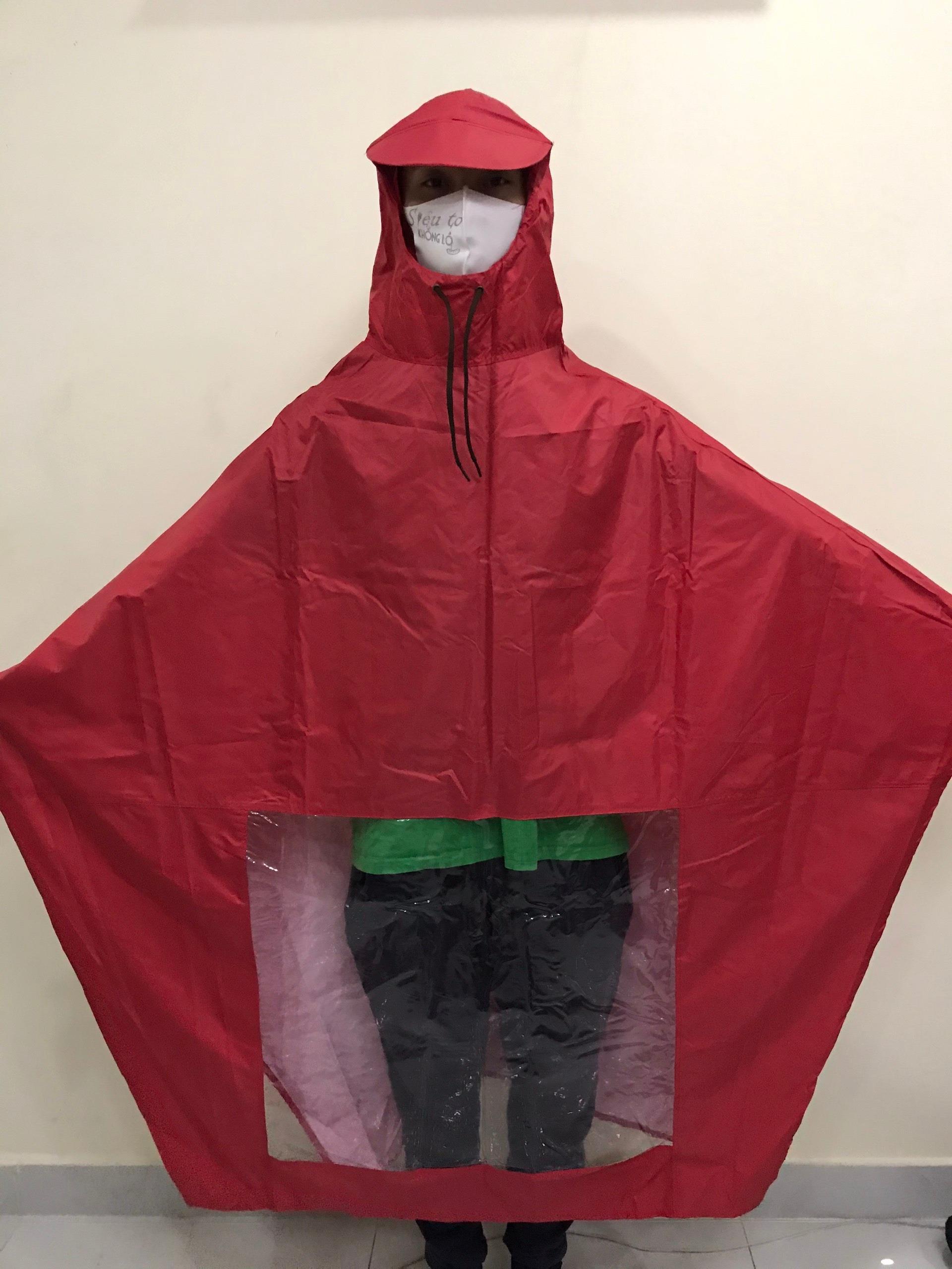 Xưởng sản xuất áo mưa làm quà tặng - MuaBanNhanh
