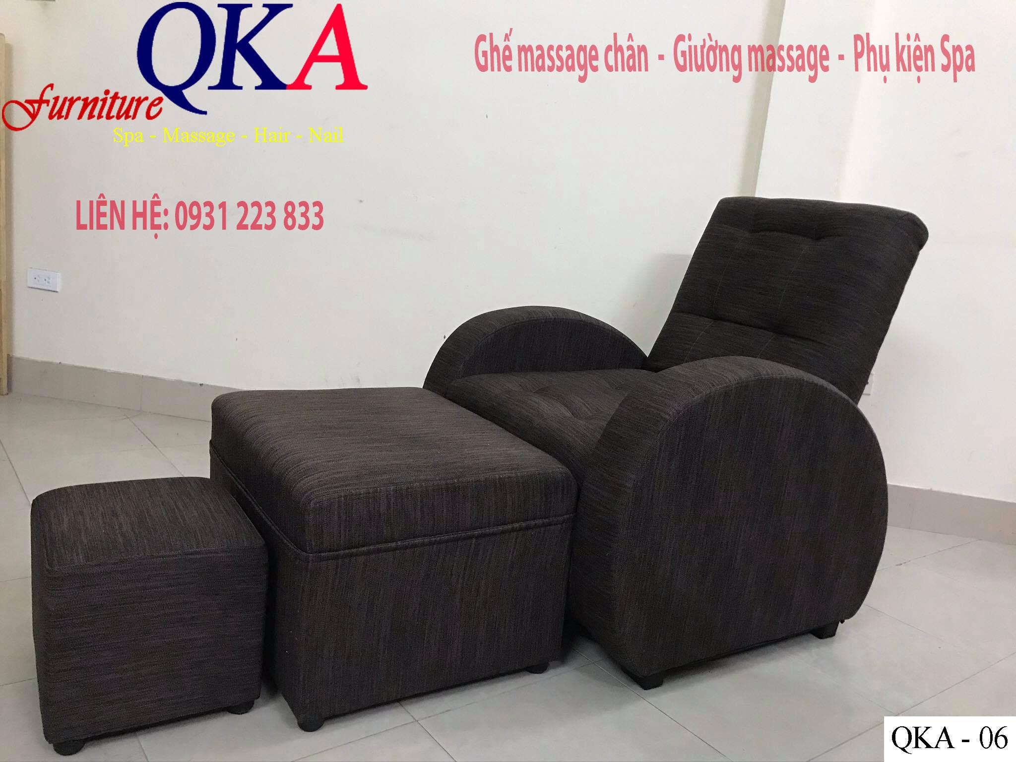 Dịch vụ thiết kế mẫu ghế massage foot theo yêu cầu