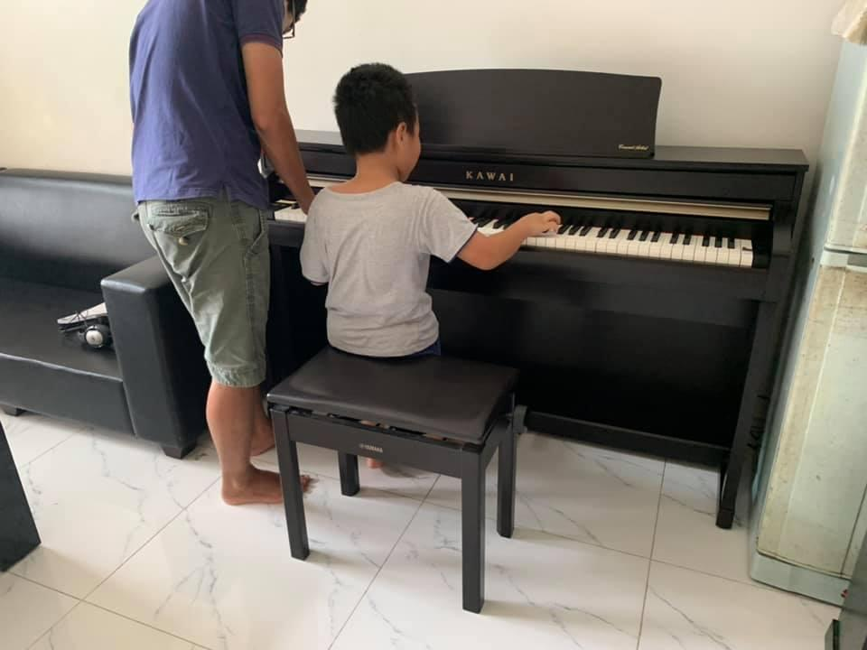 Dạy học đánh đàn Piano tại Thủ Đức, TPHCM - Khóa học đàn, đào tạo đàn Piano từ cơ bản đến nâng cao, giáo trình quốc tế