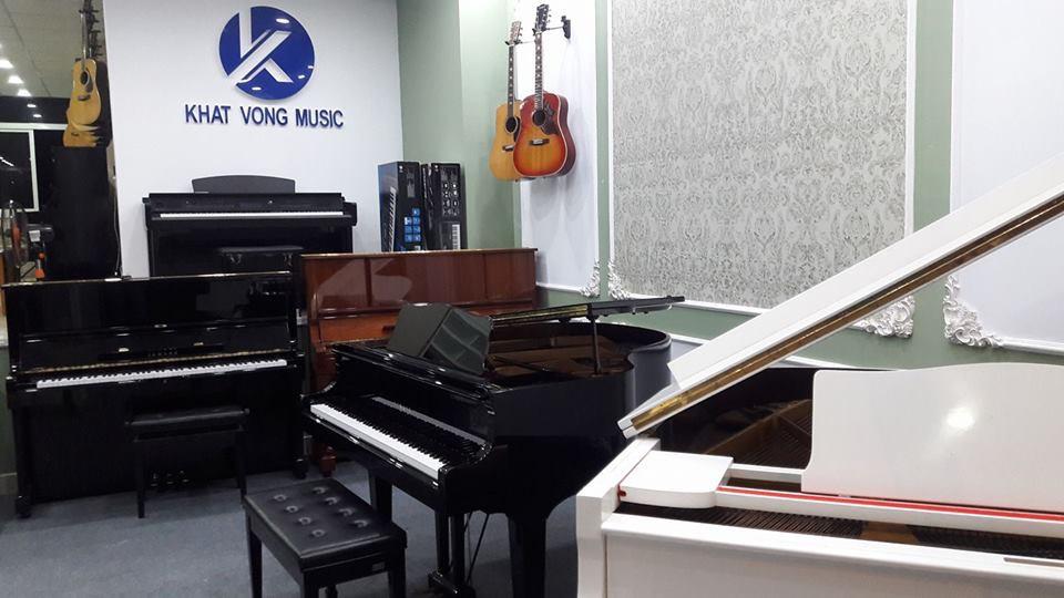 học đàn piano thủ đức
