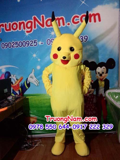 Cho thuê mascot tại xưởng, may mascot theo thiết kế