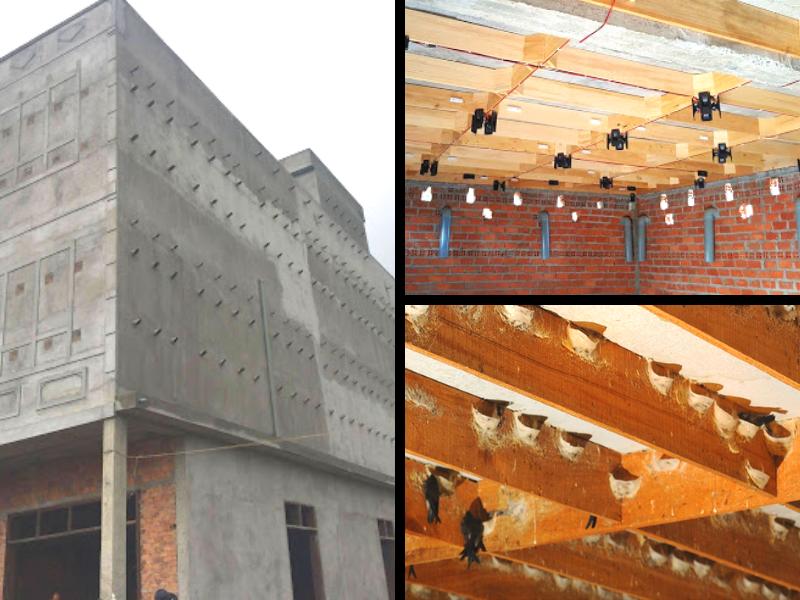 Top 10 đơn vị thi công nhà yến - xây dựng nhà cho yến làm tổ khu vực miền Trung Tây Nguyên, Đông Nam Bộ, ĐBSCL