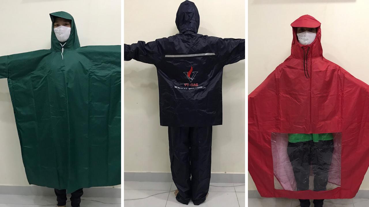 Công ty sản xuất áo mưa tại TPHCM trên MuaBanNhanh