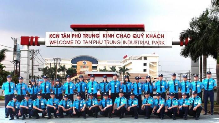 Cung cấp Dịch vụ Bảo vệ Khu Công nghiệp Toàn Quốc