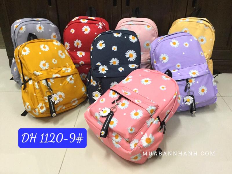 Nguồn hàng sỉ balo học sinh dễ thương style Hàn Quốc, theo trend mới nhất từ xưởng sản xuất, shop phân phối TPHCM