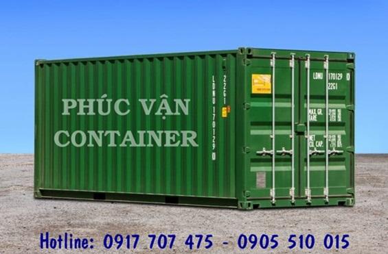 Cho thuê container kho, container văn phòng Đà Nẵng và toàn miền trung