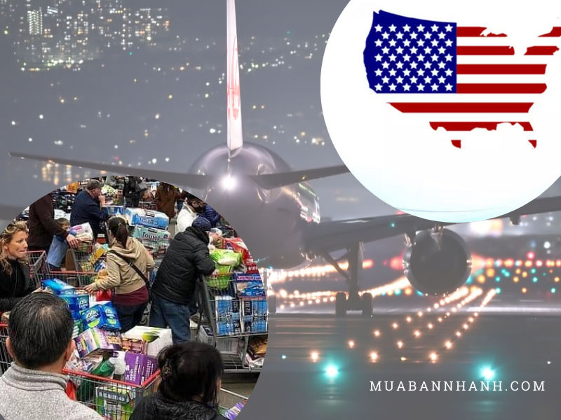 Dịch vụ order hàng Mỹ uy tín về TPHCM - Mỹ phẩm, son môi, tinh dầu, thực phẩm chức năng